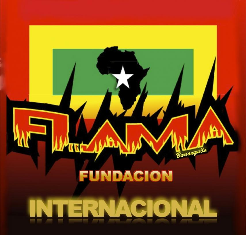 Logo fondacion flama